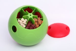 the foobler dog toy
