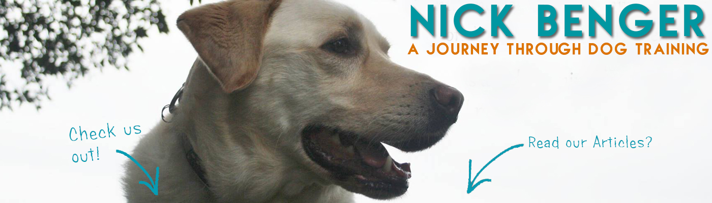 Nick Benger – Dog Training Articles & Podcasts